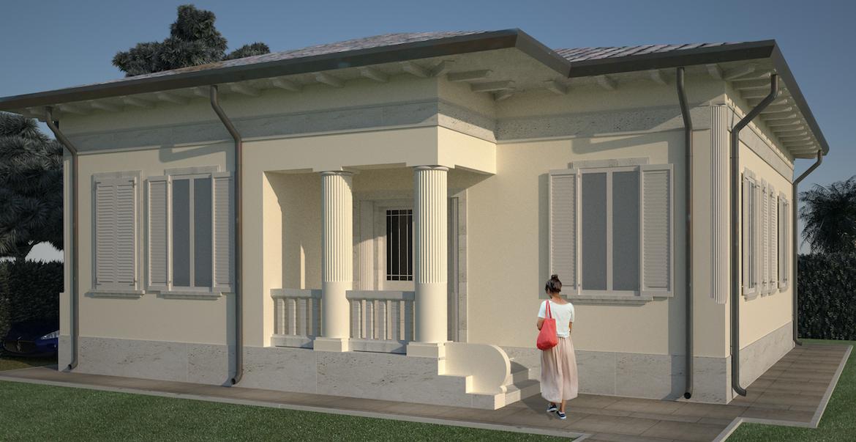 Forte dei Marmi – Villa unifamiliare 2018/19